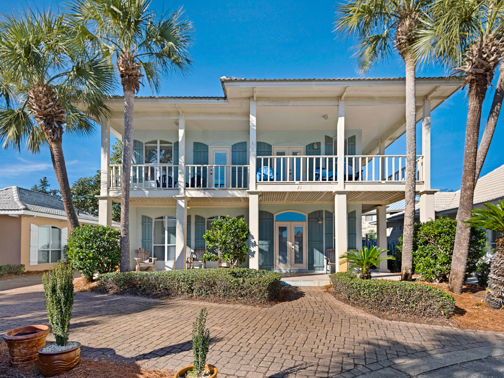 Beach Peach House / Cottage rental in Destin Beach House Rentals in Destin Florida - #33