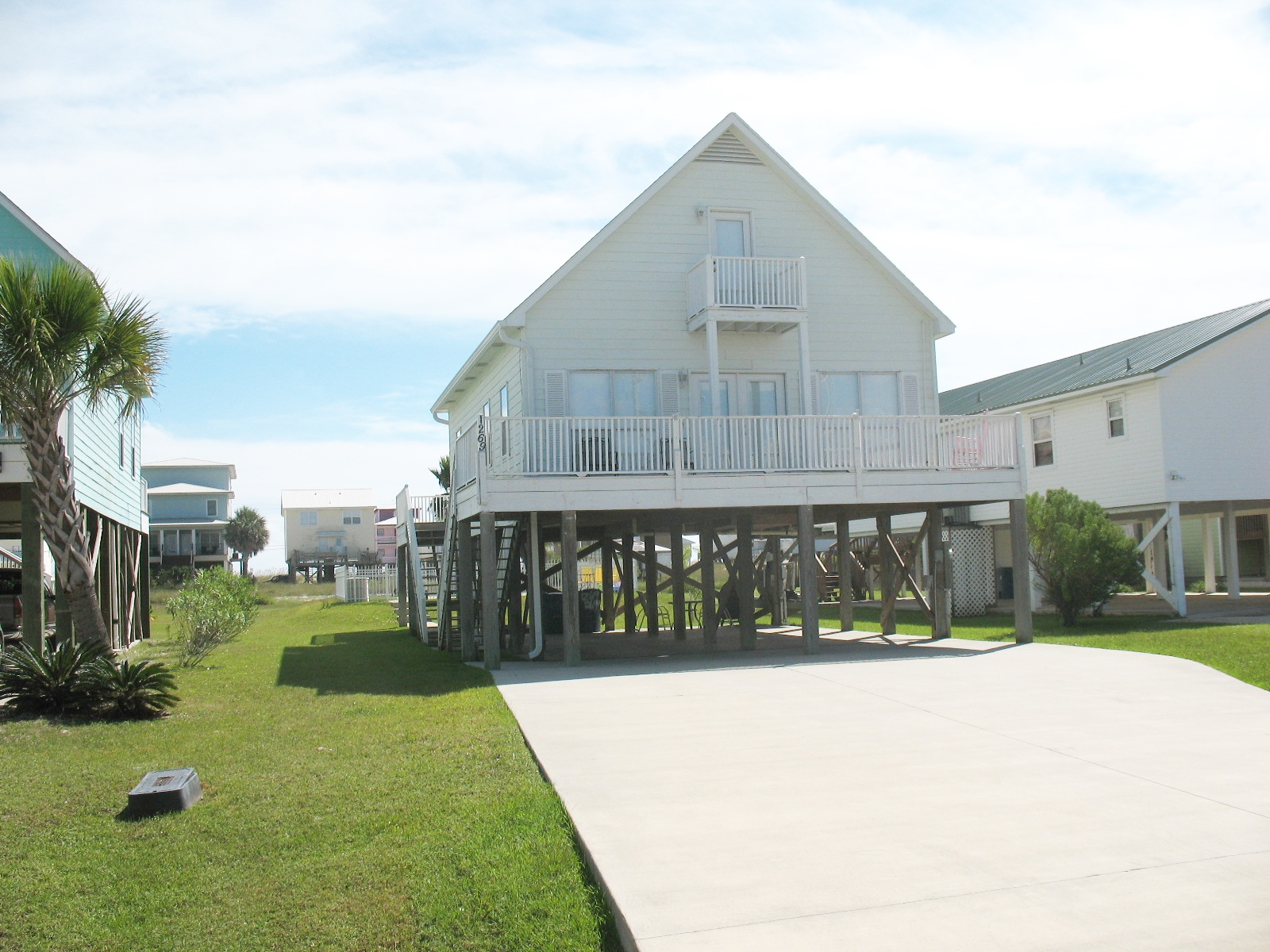 Beach Time House / Cottage rental in Gulf Shores House Rentals in Gulf Shores Alabama - #2