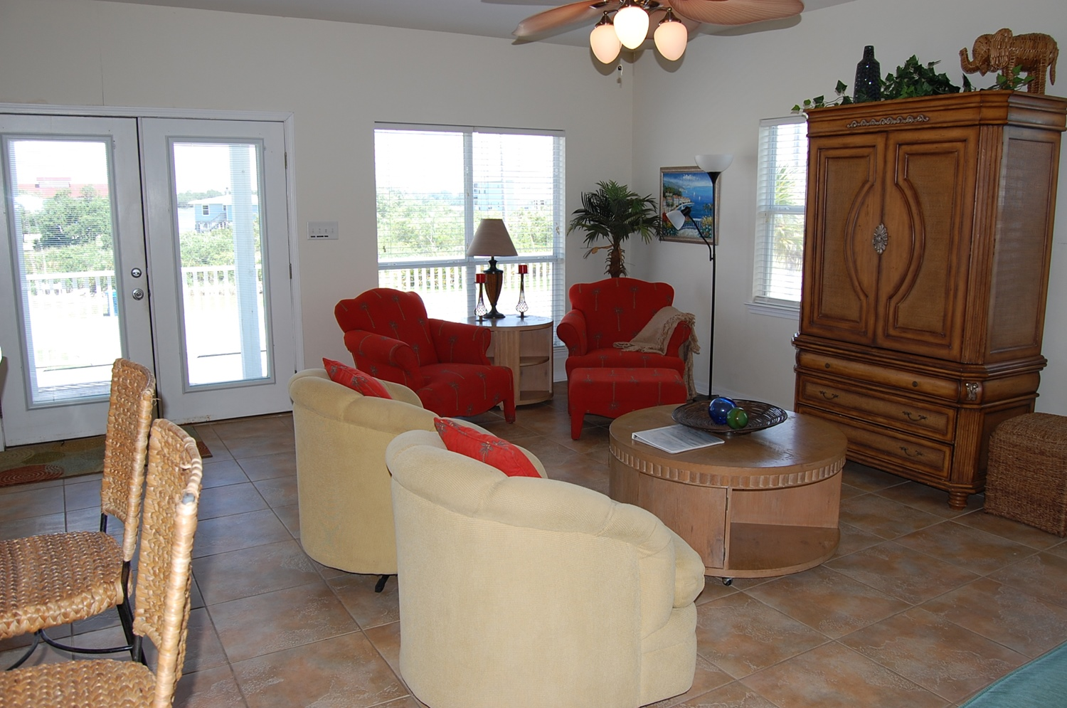 Beach Time House / Cottage rental in Gulf Shores House Rentals in Gulf Shores Alabama - #5