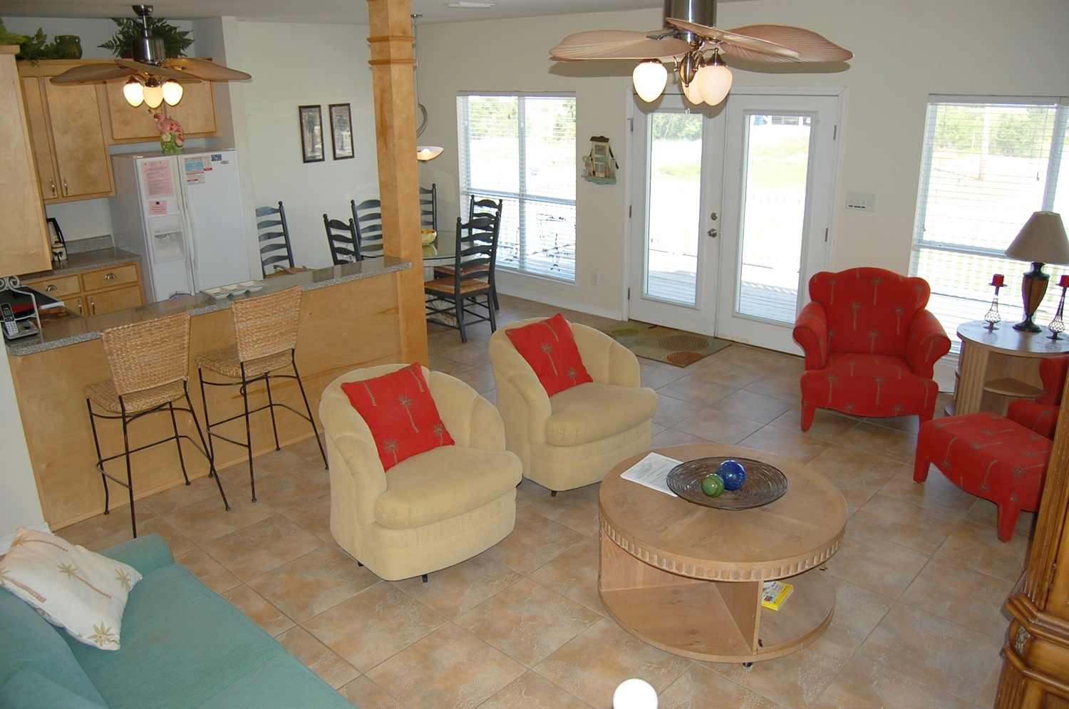 Beach Time House / Cottage rental in Gulf Shores House Rentals in Gulf Shores Alabama - #7