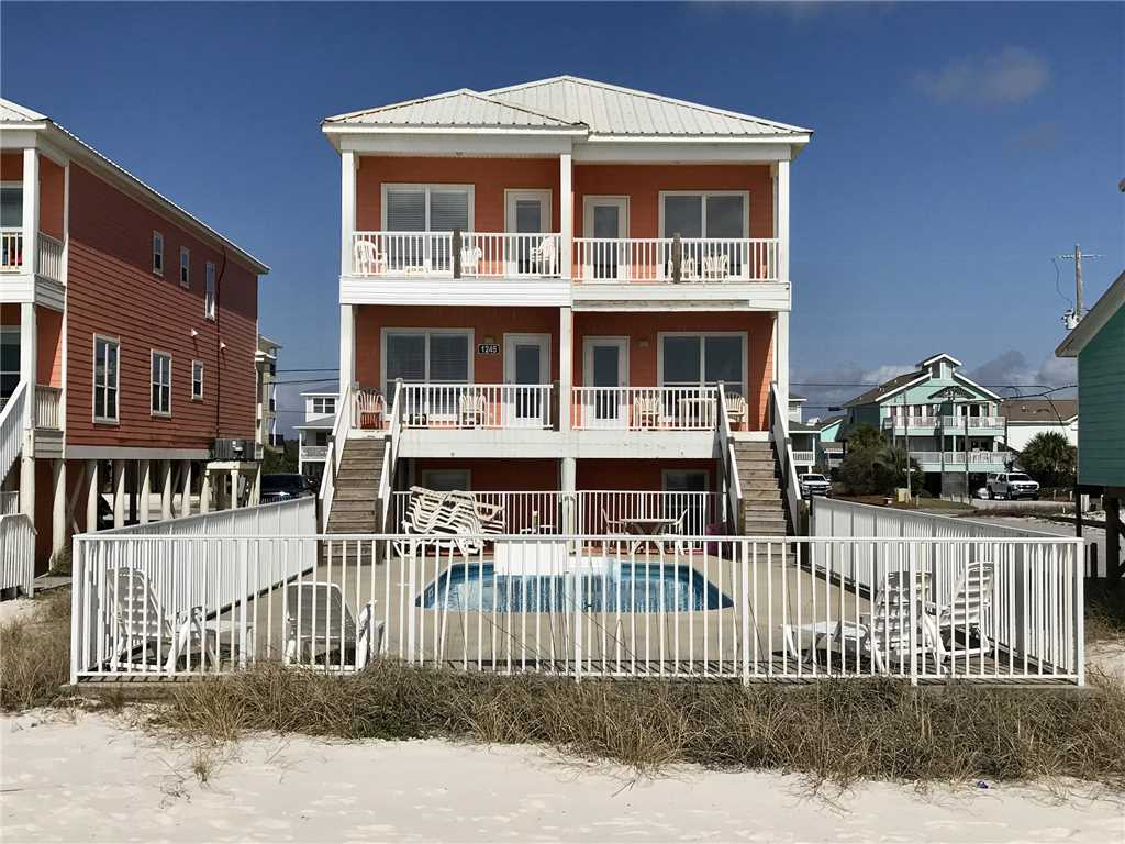 Beachin West | Pet Friendly House / Cottage rental in Gulf Shores House Rentals in Gulf Shores Alabama - #26