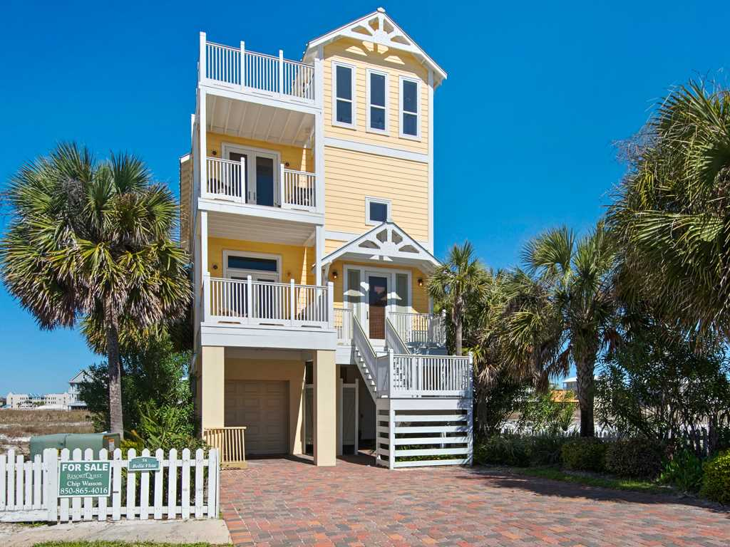 Bella Vista at Destin Pointe House/Cottage rental in Destin Beach House Rentals in Destin Florida - #2