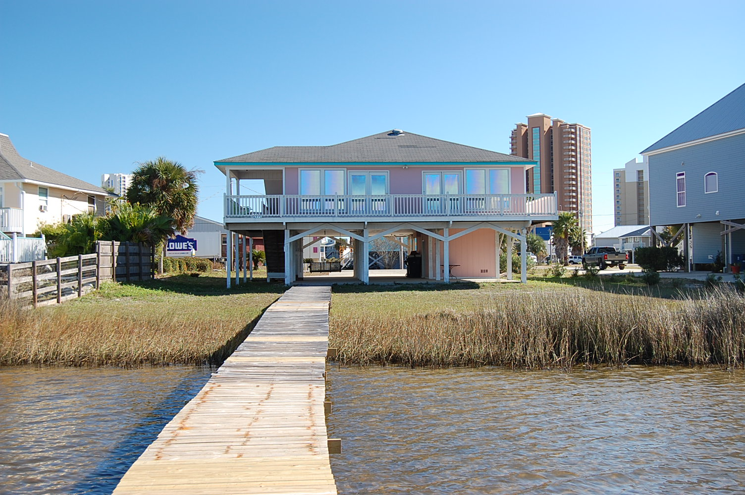 Bingham's Bayside House / Cottage rental in Gulf Shores House Rentals in Gulf Shores Alabama - #28