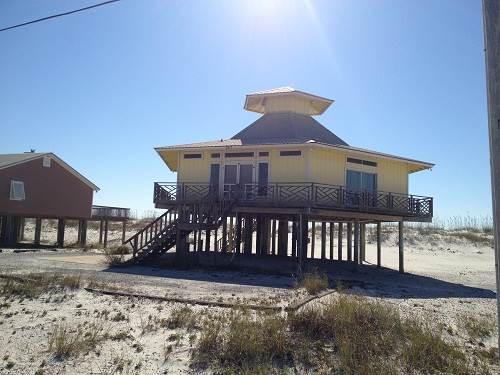 Birdcage | Pet Friendly House / Cottage rental in Gulf Shores House Rentals in Gulf Shores Alabama - #17