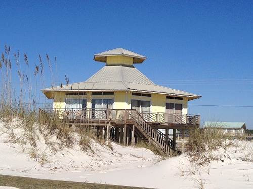 Birdcage | Pet Friendly House / Cottage rental in Gulf Shores House Rentals in Gulf Shores Alabama - #18