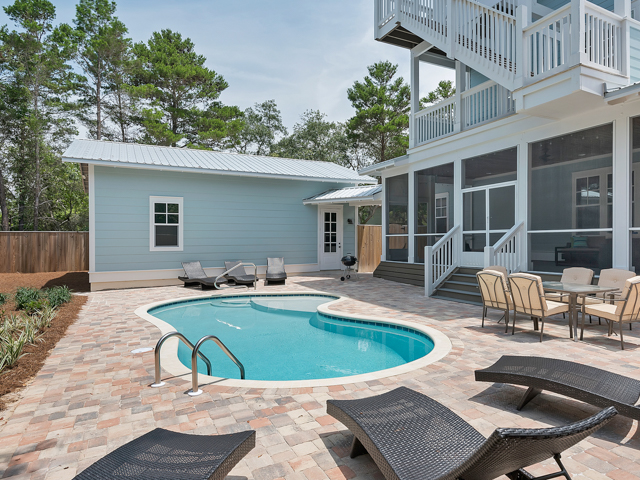 Blue Bungalow Condo rental in Seagrove Beach House Rentals in Highway 30-A Florida - #49