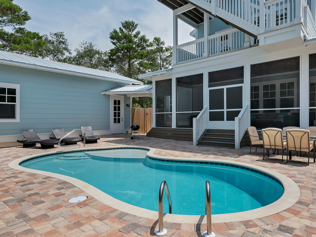 Blue Bungalow Condo rental in Seagrove Beach House Rentals in Highway 30-A Florida - #51