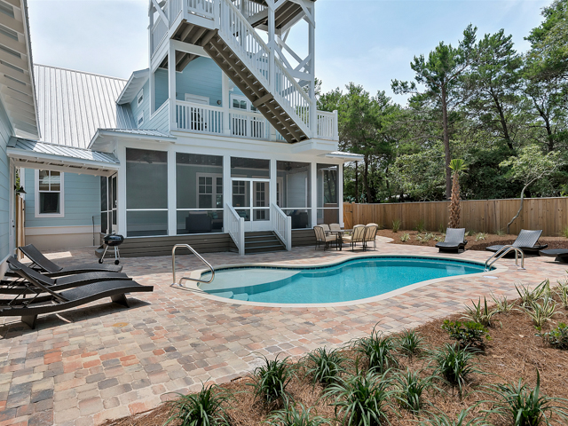 Blue Bungalow Condo rental in Seagrove Beach House Rentals in Highway 30-A Florida - #52
