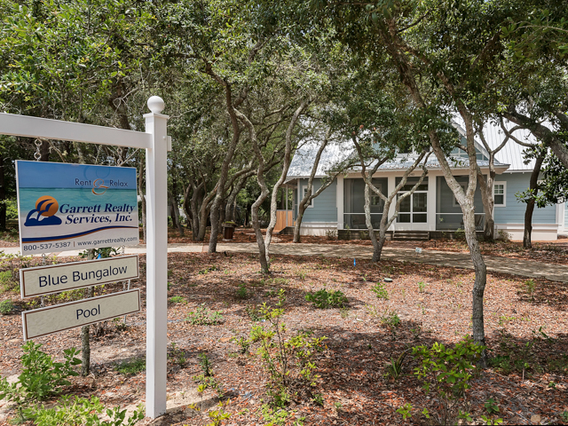 Blue Bungalow Condo rental in Seagrove Beach House Rentals in Highway 30-A Florida - #54