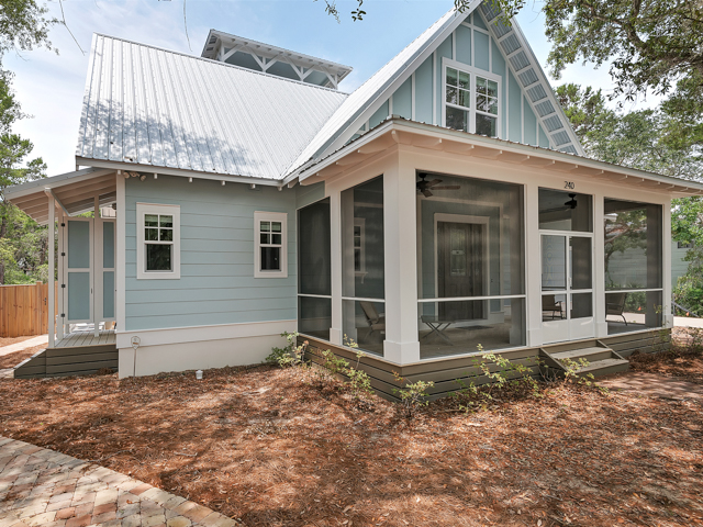 Blue Bungalow Condo rental in Seagrove Beach House Rentals in Highway 30-A Florida - #56