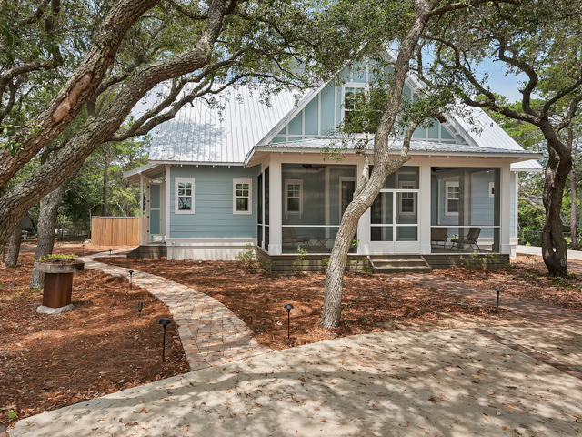 Blue Bungalow Condo rental in Seagrove Beach House Rentals in Highway 30-A Florida - #57