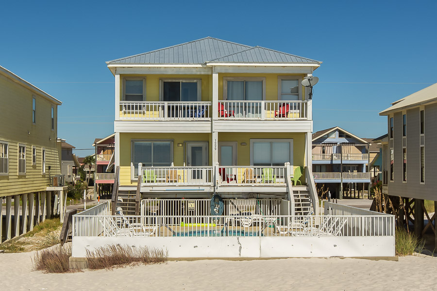Blue Parrot #2 House / Cottage rental in Gulf Shores House Rentals in Gulf Shores Alabama - #1