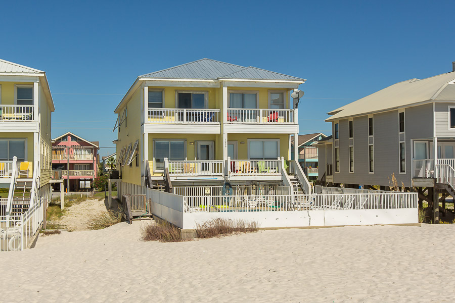 Blue Parrot #2 House / Cottage rental in Gulf Shores House Rentals in Gulf Shores Alabama - #24