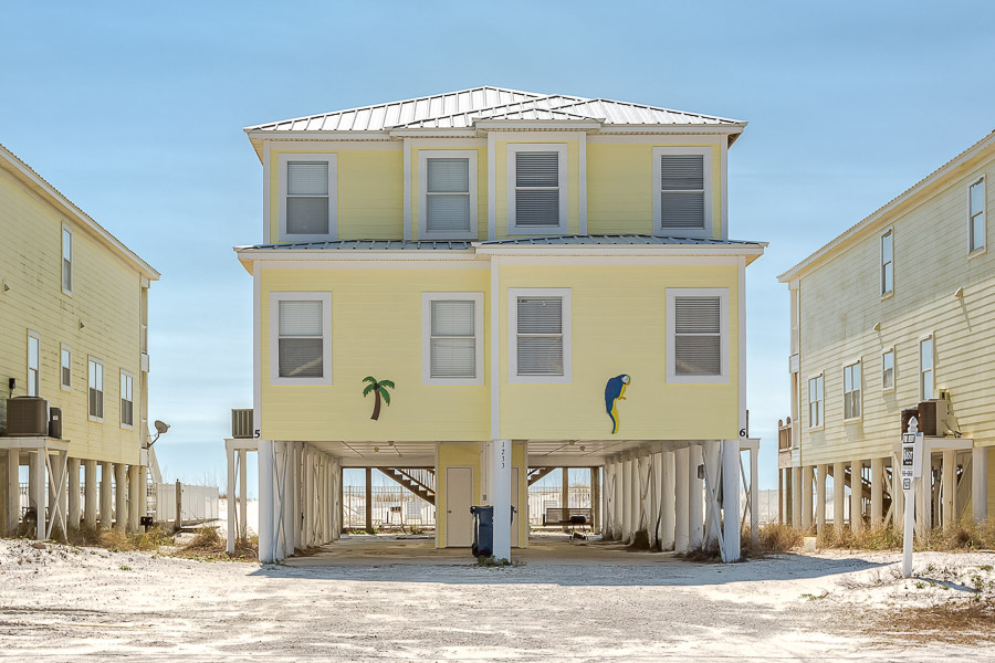 Blue Parrot West 6 House / Cottage rental in Gulf Shores House Rentals in Gulf Shores Alabama - #1