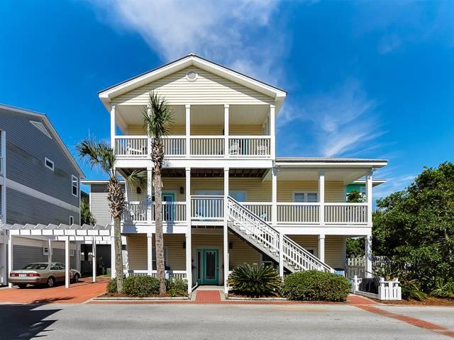 Blue Sunshine Condo rental in Seagrove Beach House Rentals in Highway 30-A Florida - #1