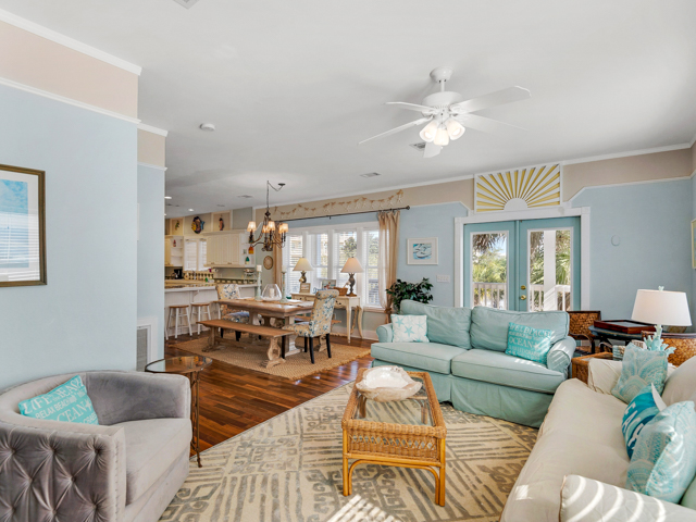 Blue Sunshine Condo rental in Seagrove Beach House Rentals in Highway 30-A Florida - #6