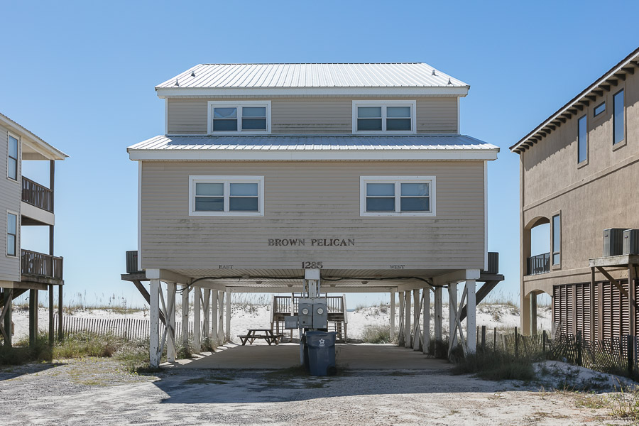 Brown Pelican West House / Cottage rental in Gulf Shores House Rentals in Gulf Shores Alabama - #1
