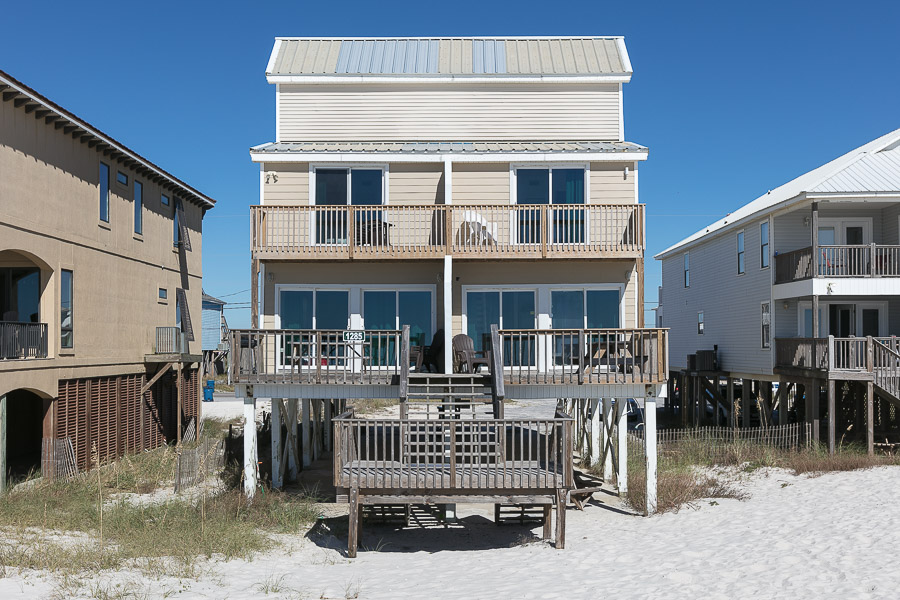 Brown Pelican West House / Cottage rental in Gulf Shores House Rentals in Gulf Shores Alabama - #21