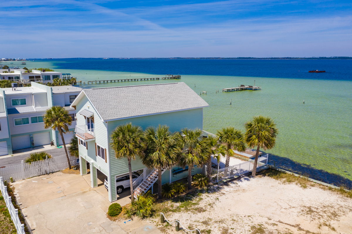 Bulevar Menor 1577 House/Cottage rental in Pensacola Beach House Rentals in Pensacola Beach Florida - #1