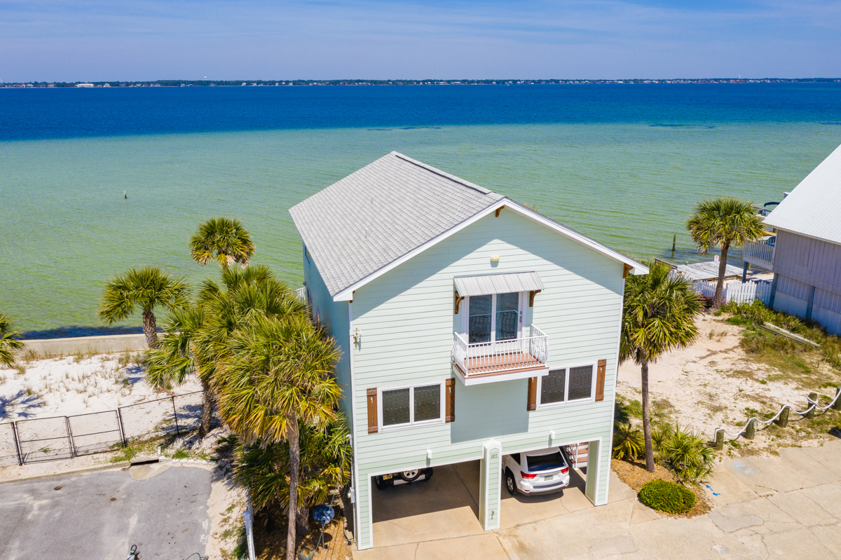 Bulevar Menor 1577 House/Cottage rental in Pensacola Beach House Rentals in Pensacola Beach Florida - #2