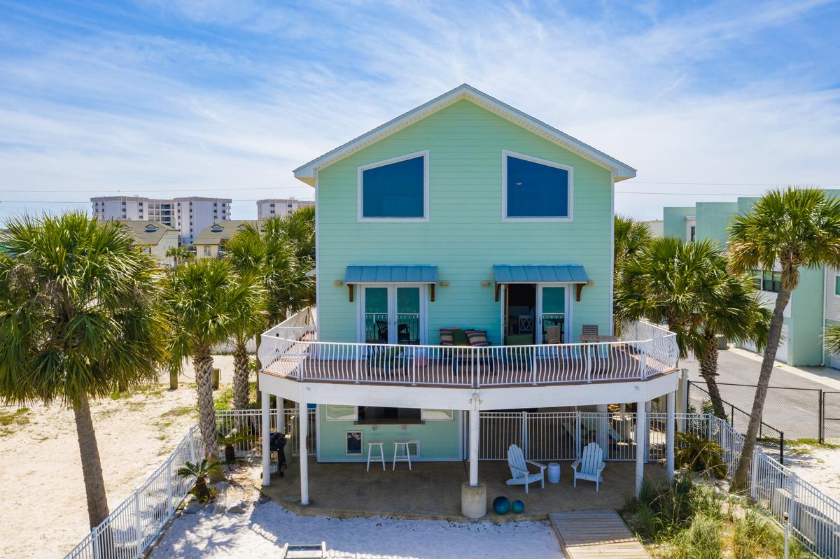 Bulevar Menor 1577 House/Cottage rental in Pensacola Beach House Rentals in Pensacola Beach Florida - #51