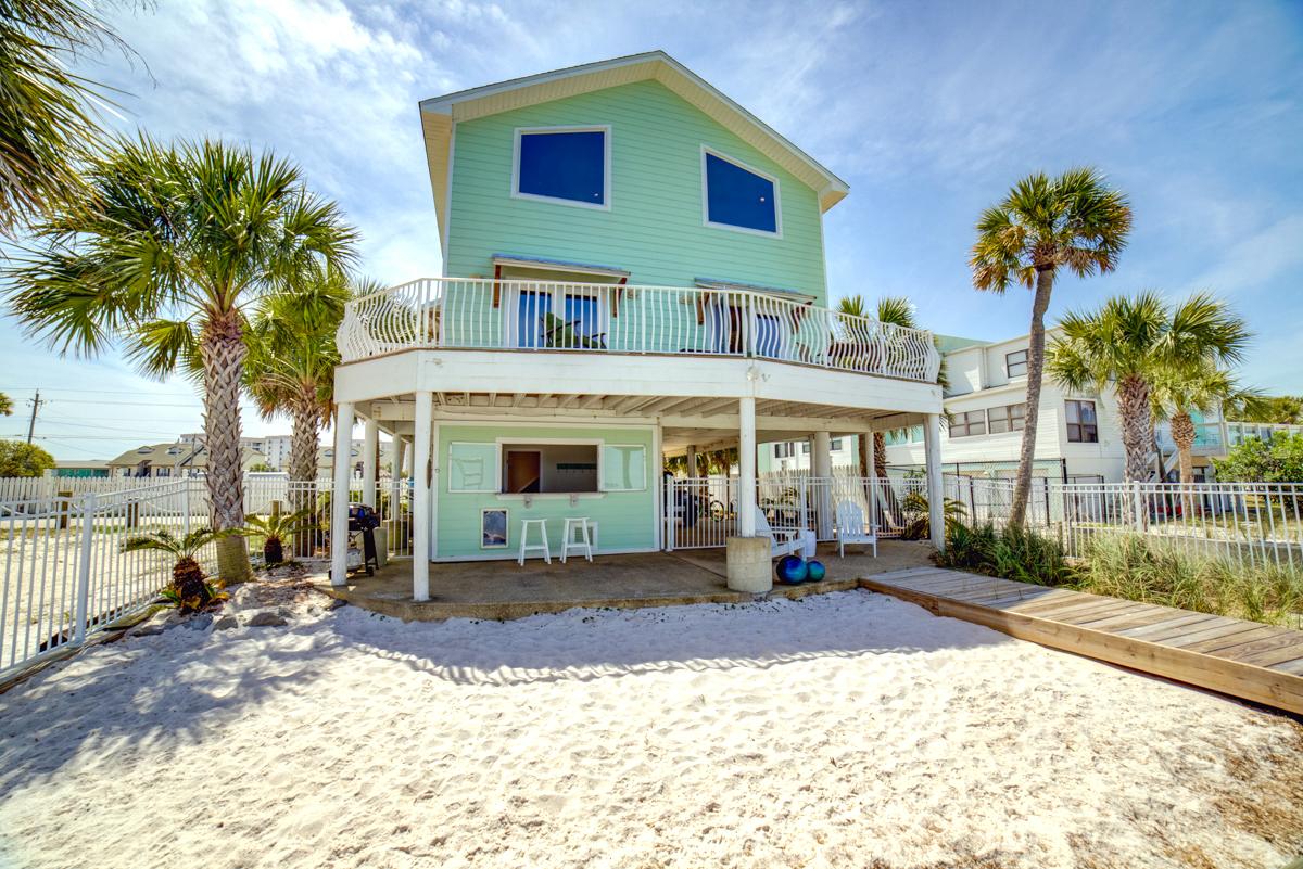 Bulevar Menor 1577 House/Cottage rental in Pensacola Beach House Rentals in Pensacola Beach Florida - #52