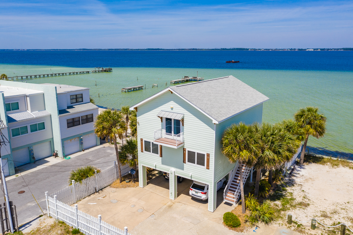 Bulevar Menor 1577 House/Cottage rental in Pensacola Beach House Rentals in Pensacola Beach Florida - #69