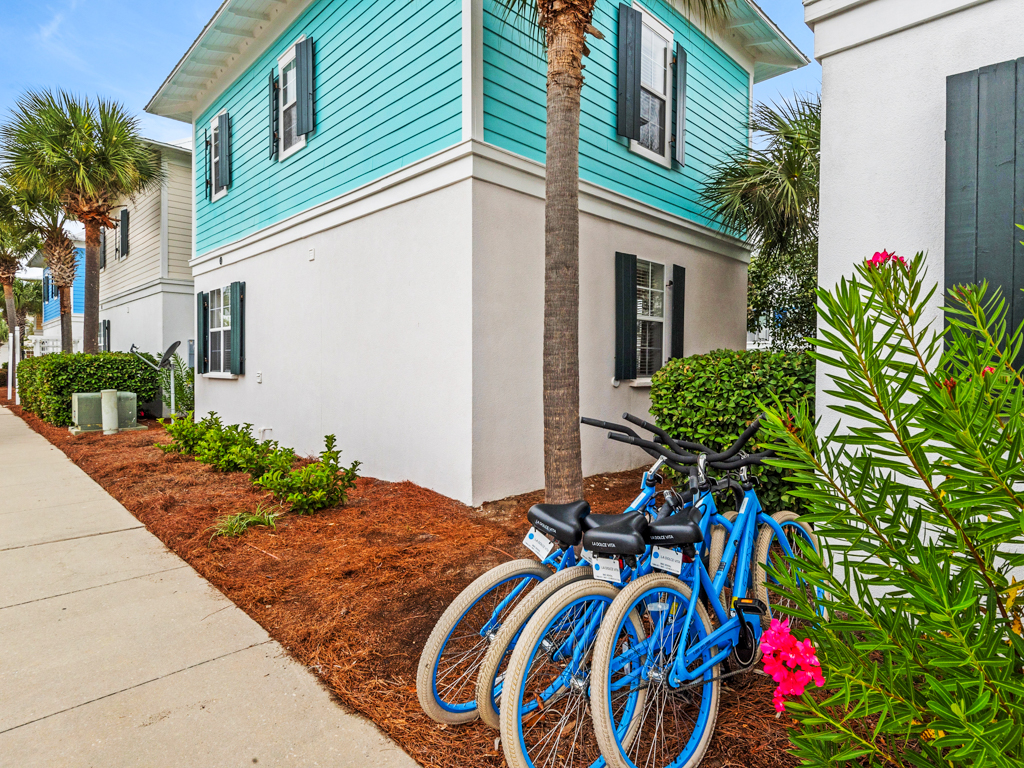 Bungalows at Seagrove 135 - MerSea Condo rental in Seagrove Beach House Rentals in Highway 30-A Florida - #23
