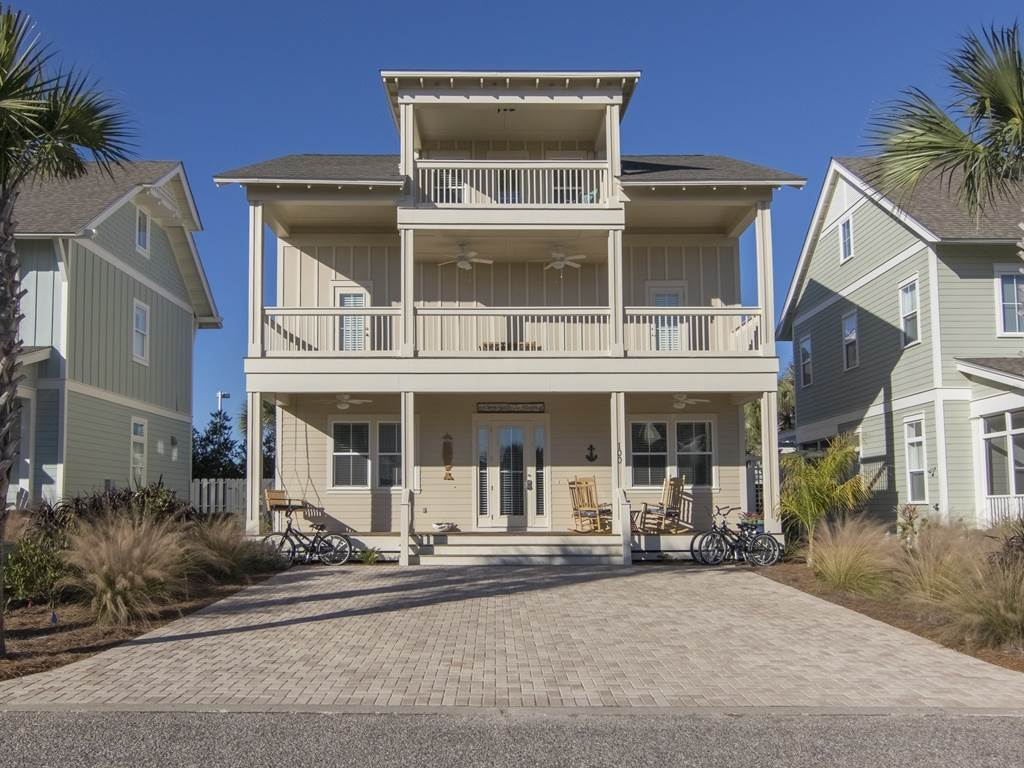 Camino De La Playa Condo rental in Seagrove Beach House Rentals in Highway 30-A Florida - #24