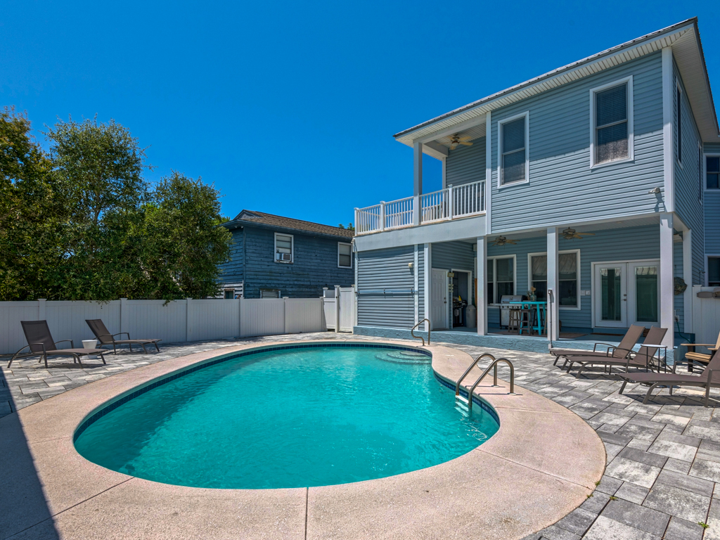 Captain Morgan's - Crystal Beach Subdivision House / Cottage rental in Destin Beach House Rentals in Destin Florida - #31