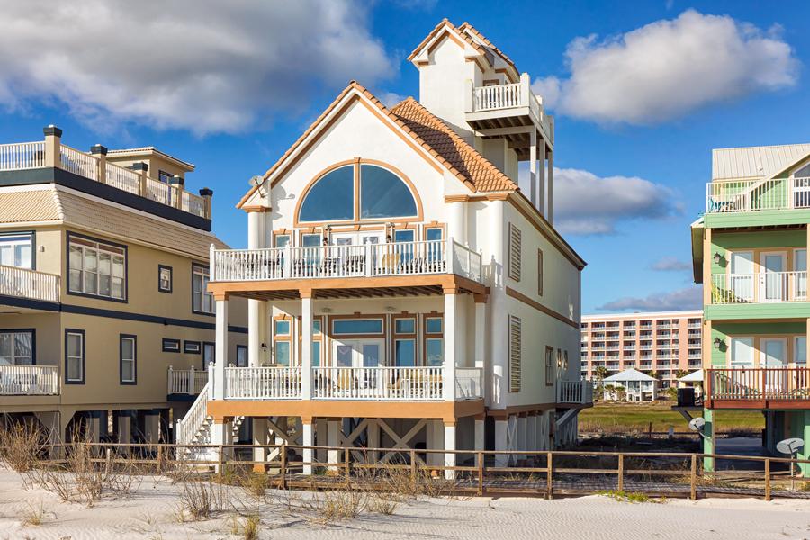 Carpe Diem House/Cottage rental in Gulf Shores House Rentals in Gulf Shores Alabama - #1
