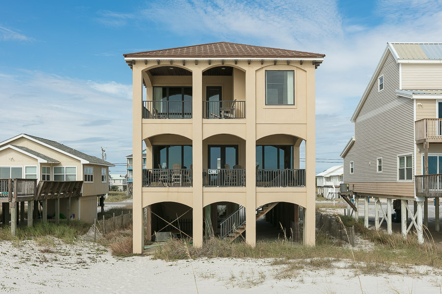 Casa Del Mar House / Cottage rental in Gulf Shores House Rentals in Gulf Shores Alabama - #34