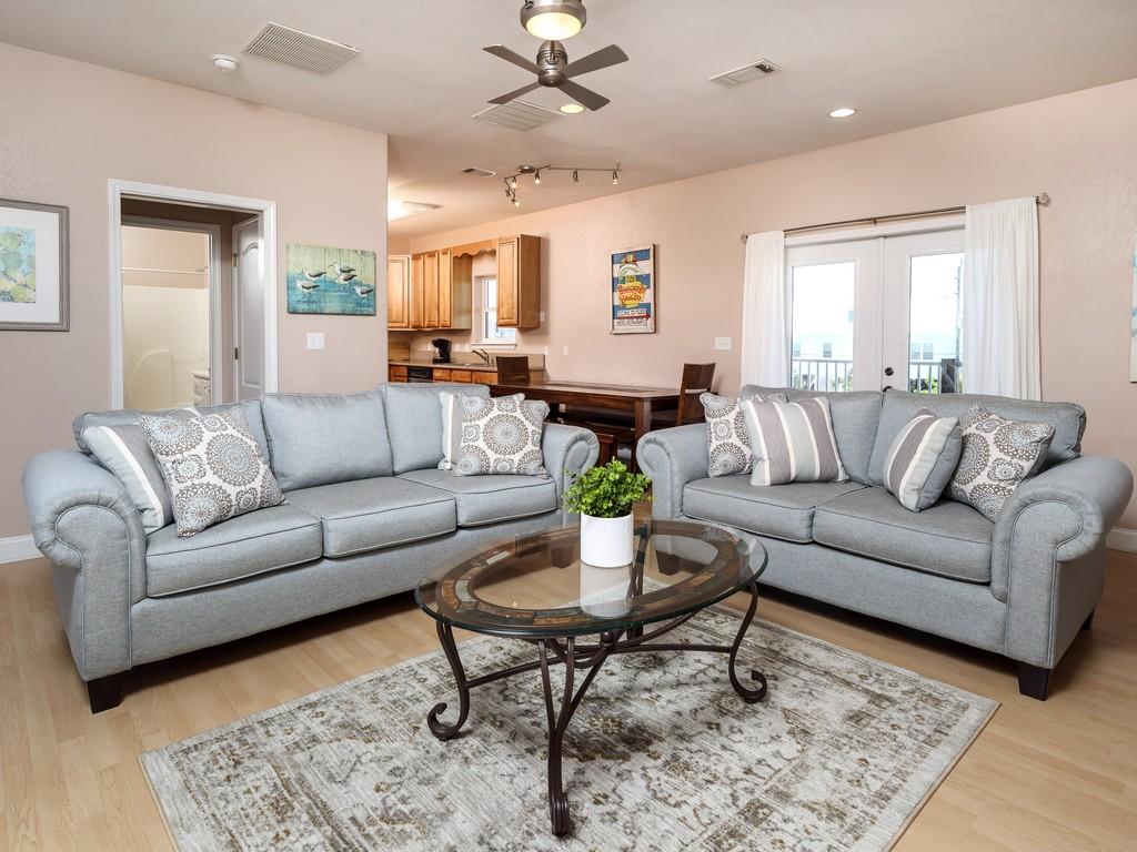 Casa Del Sol House/Cottage rental in Pensacola Beach House Rentals in Pensacola Beach Florida - #1