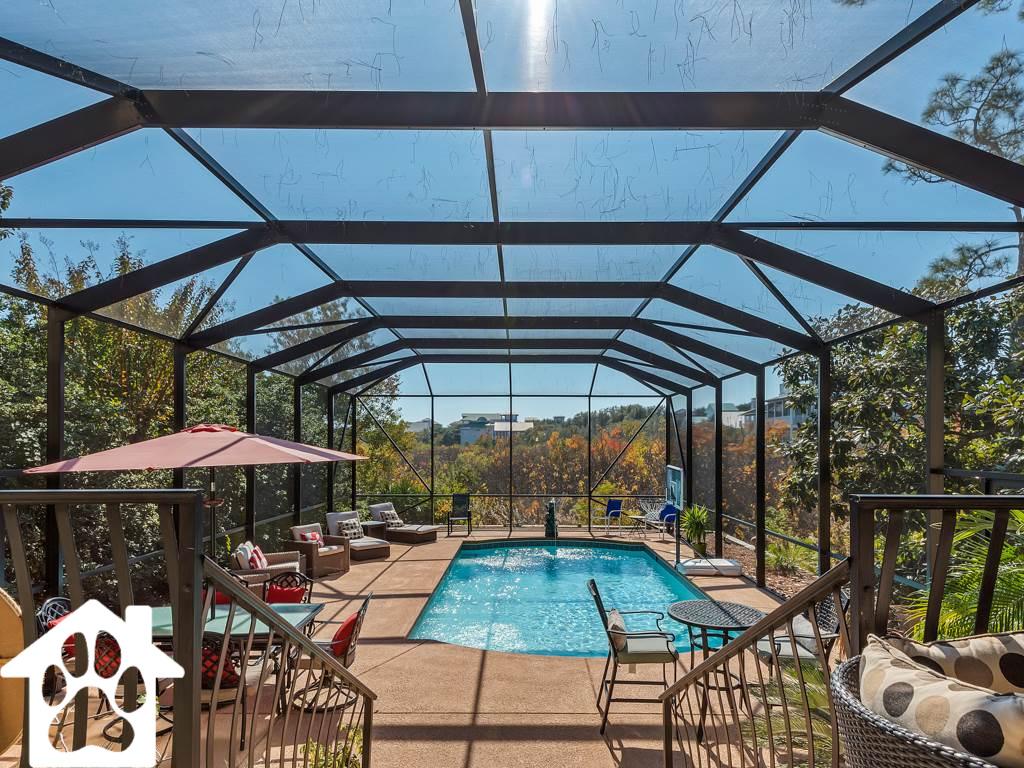 Casa Isla Paraiso House/Cottage rental in Destin Beach House Rentals in Destin Florida - #1