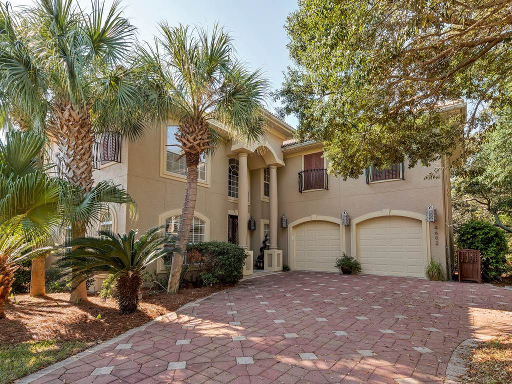 Casa Isla Paraiso House/Cottage rental in Destin Beach House Rentals in Destin Florida - #2