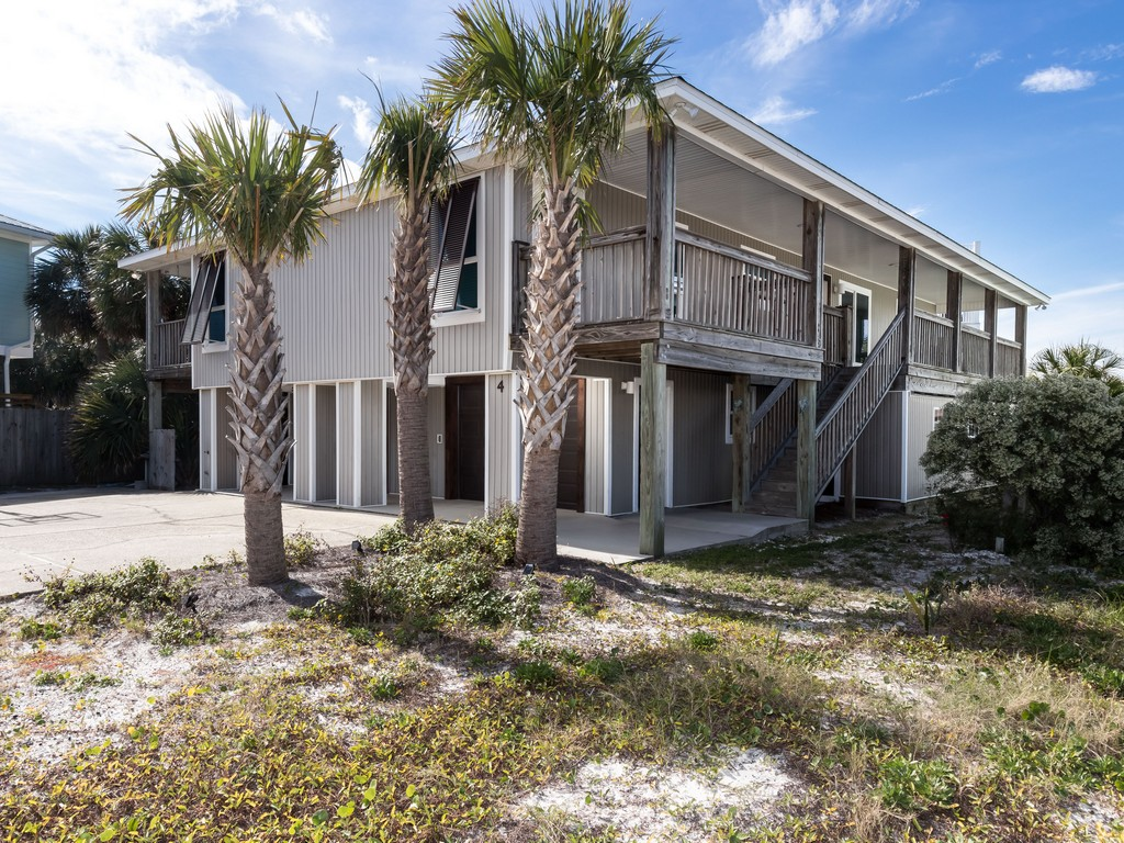Casa Palmadero House / Cottage rental in Pensacola Beach House Rentals in Pensacola Beach Florida - #1