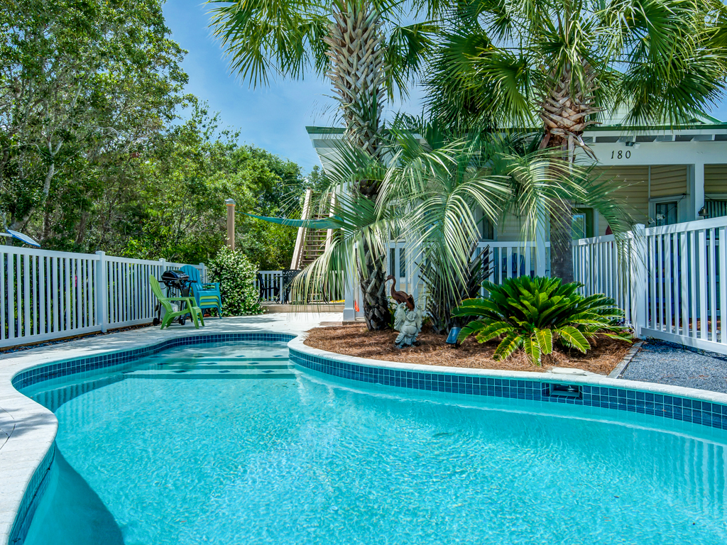 Charmed House House / Cottage rental in Santa Rosa Beach House Rentals in Highway 30-A Florida - #1