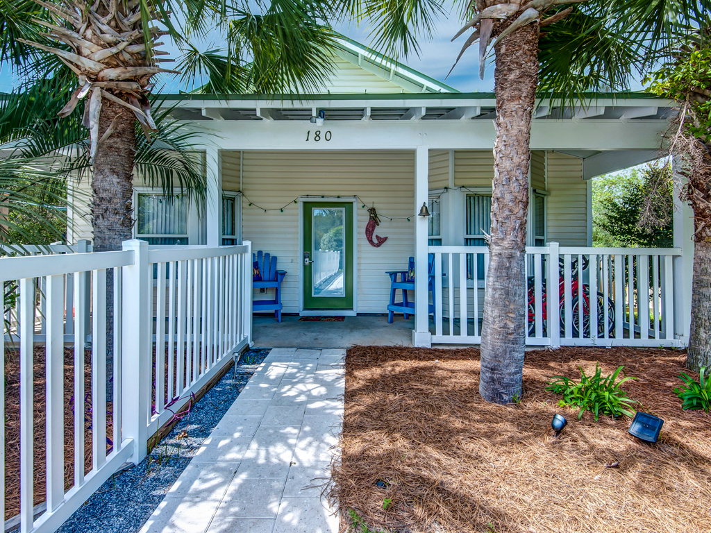 Charmed House House / Cottage rental in Santa Rosa Beach House Rentals in Highway 30-A Florida - #2