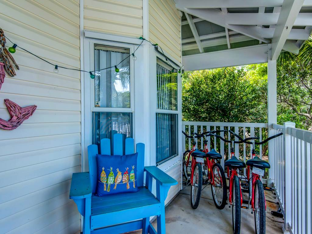 Charmed House House / Cottage rental in Santa Rosa Beach House Rentals in Highway 30-A Florida - #4