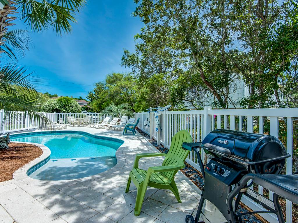 Charmed House House / Cottage rental in Santa Rosa Beach House Rentals in Highway 30-A Florida - #19