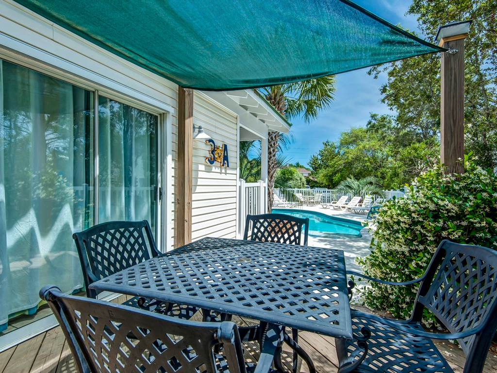Charmed House House / Cottage rental in Santa Rosa Beach House Rentals in Highway 30-A Florida - #28