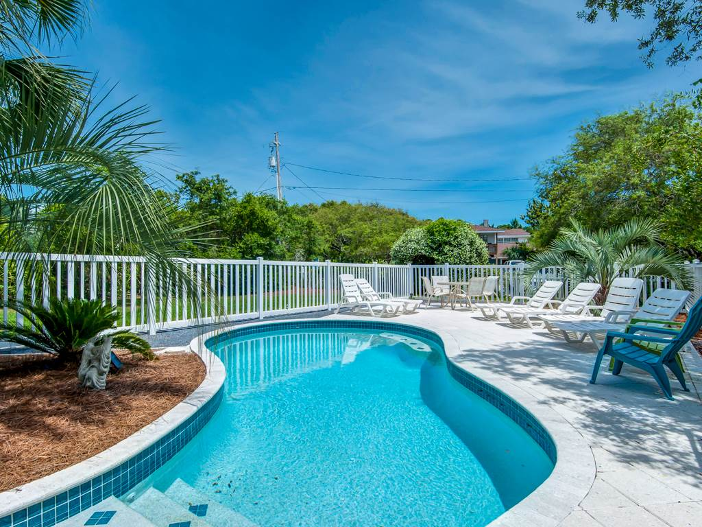 Charmed House House / Cottage rental in Santa Rosa Beach House Rentals in Highway 30-A Florida - #30