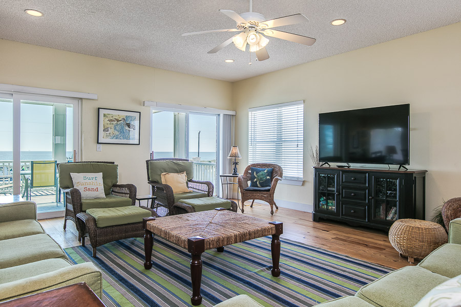 Clurin`s Blue Heaven House/Cottage rental in Gulf Shores House Rentals in Gulf Shores Alabama - #2