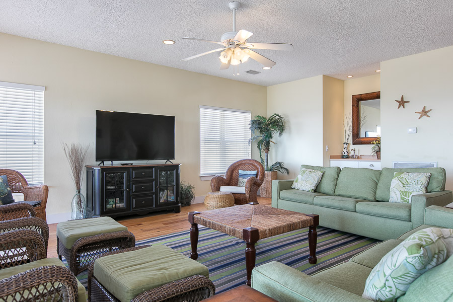 Clurin`s Blue Heaven House/Cottage rental in Gulf Shores House Rentals in Gulf Shores Alabama - #4