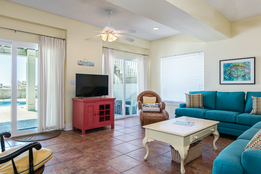 Clurin`s Blue Heaven House/Cottage rental in Gulf Shores House Rentals in Gulf Shores Alabama - #5