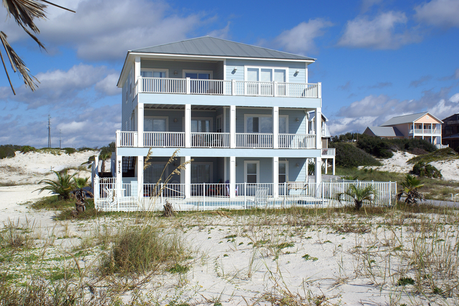 Clurin`s Blue Heaven House/Cottage rental in Gulf Shores House Rentals in Gulf Shores Alabama - #28