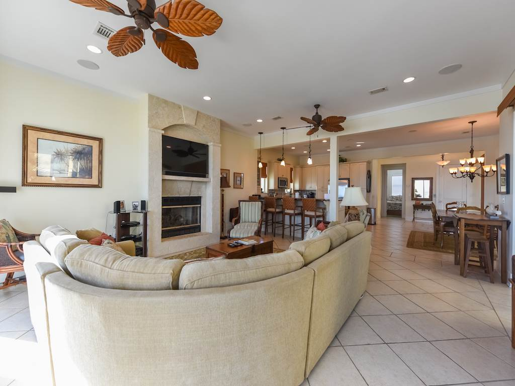 Coach's Lair House / Cottage rental in Santa Rosa Beach House Rentals in Highway 30-A Florida - #5