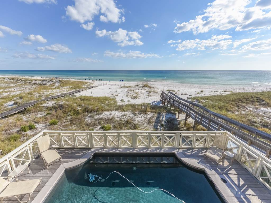 Coach's Lair House / Cottage rental in Santa Rosa Beach House Rentals in Highway 30-A Florida - #31