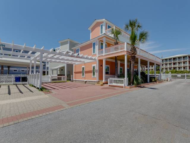 Coral Reef #107 Condo rental in Seagrove Beach House Rentals in Highway 30-A Florida - #2