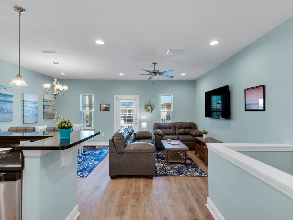 Crystal Beach Dr Townhomes C116 House/Cottage rental in Destin Beach House Rentals in Destin Florida - #1